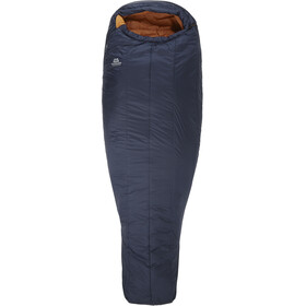 Mountain Equipment Nova III Slaapzak Lang, cosmos/blaze